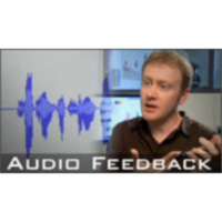 Using audio feedback - Case study icon