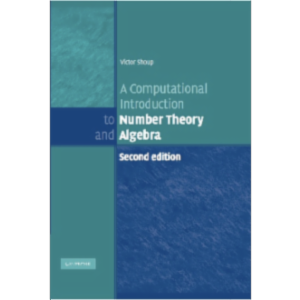 A Computational Introduction to Number Theory and Algebra icon
