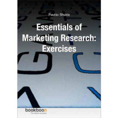 Essentials of Marketing Research: Exercises icon