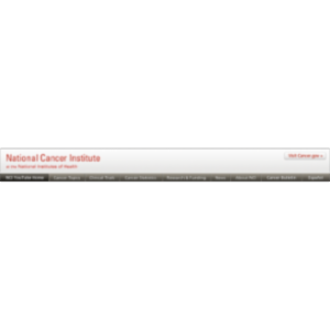National Cancer Institute: YouTube video playlist Science of Cancer Research icon