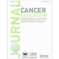 Journal of Cancer Education icon
