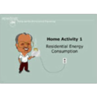 Residential Energy Consumption icon