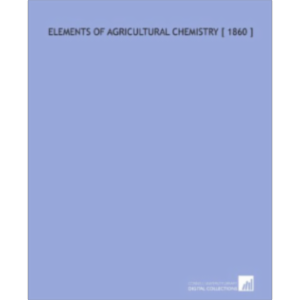 Elements of Agricultural Chemistry icon
