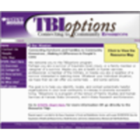 TBIoptions: Connecting to Community Resources icon
