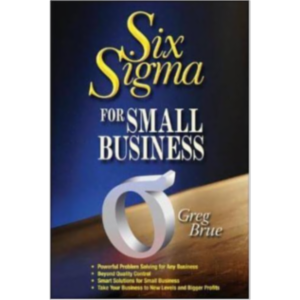 Six Sigma for Small Business icon