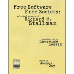Free Software, Free Society icon