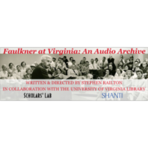 Faulkner at Virginia icon