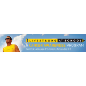 LIVESTRONG at School icon
