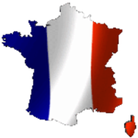 Learn French language online icon