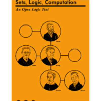 Sets, Logic, Computation: An Open Logic Text icon