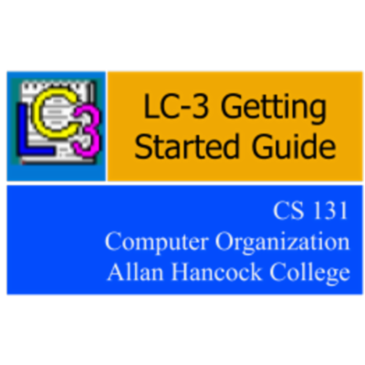 LC-3 Assembly Emulation Tools - Getting Started icon