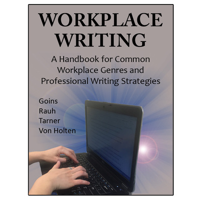 Workplace Writing: A Handbook for Common Workplace Genres and Professional Writing icon