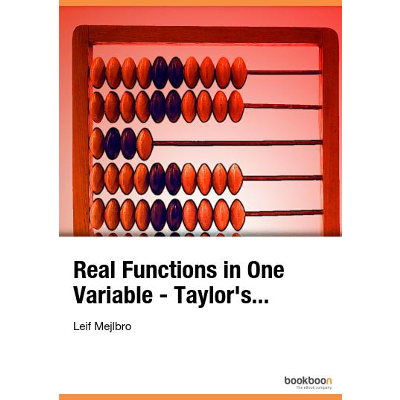 Real Functions in One Variable - Taylors icon
