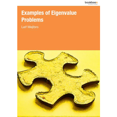 Examples of Eigenvalue Problems icon