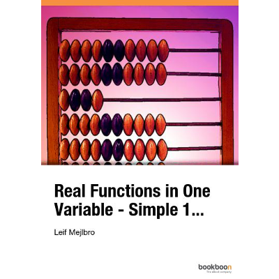 Real Functions in One Variable - Simple 1... icon