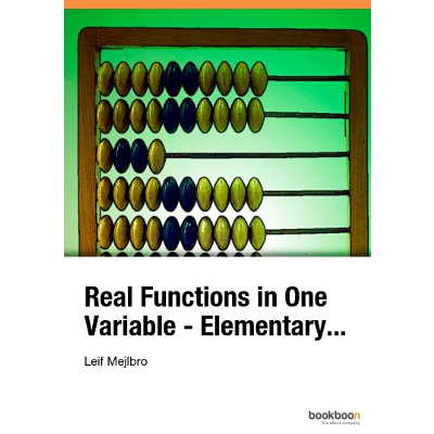 Real Functions in One Variable - Elementary... icon