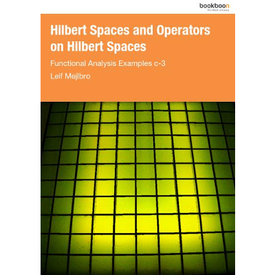 Hilbert Spaces and Operators on Hilbert Spaces icon