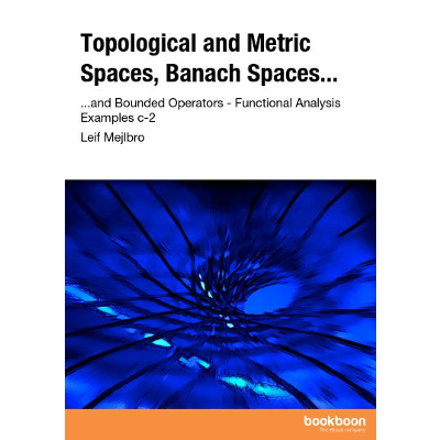 Topological and Metric Spaces, Banach Spaces... icon