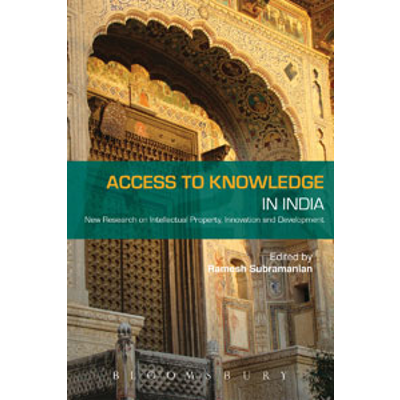 Access to Knowledge in India - New Research on Intellectual Property, Innovation &; Development icon