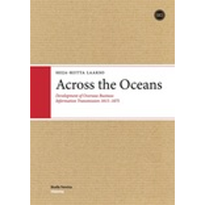 Across the Oceans - Development of Overseas Business Information Transmission 1815–1875 icon