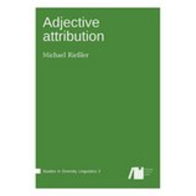 Adjective attribution icon