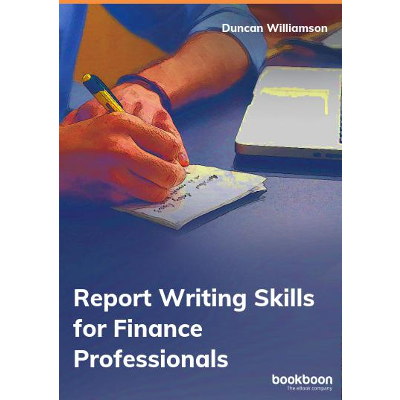Report Writing Skills for Finance Professionals icon