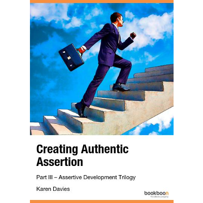 Creating Authentic Assertion - Part III – Assertive Development Trilogy icon