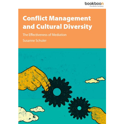 Conflict Management and Cultural Diversity icon