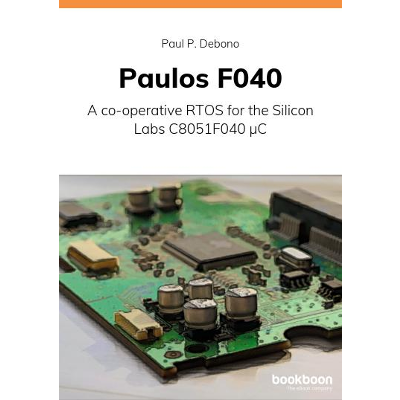 Paulos F040 - A co-operative RTOS for the Silicon Labs C8051F040 µC icon