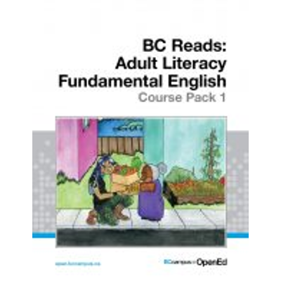 BC Reads: Adult Literacy Fundamental English - Course Pack 1 icon