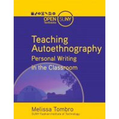 Teaching Autoethnography: Personal Writing in the Classroom icon