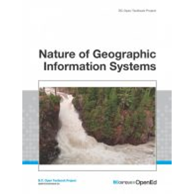 Nature of Geographic Information icon