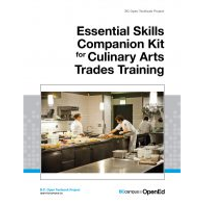 Essential Skills Companion Kit for Culinary Arts Trades Training icon