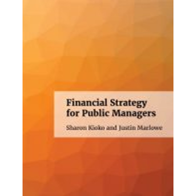 Financial Strategy for Public Managers icon