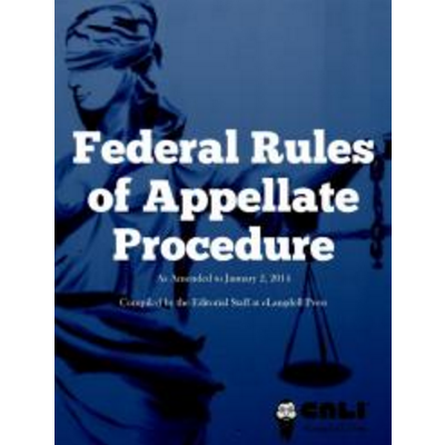 Federal Rules of Appellate Procedure icon