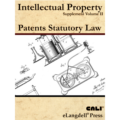 United States Patent Law icon