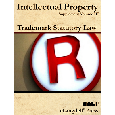 United States Trademark Law