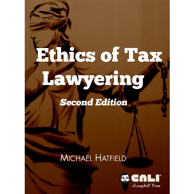 The Ethics of Tax Lawyering icon