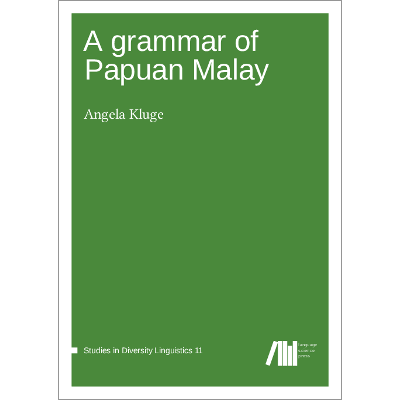 A grammar of Papuan Malay icon