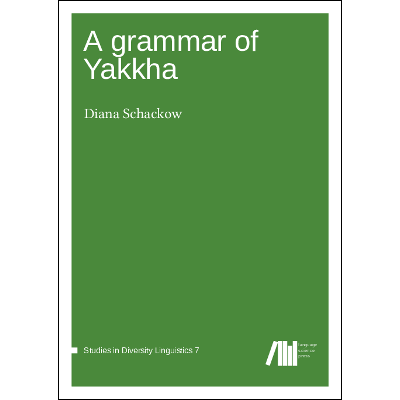 A grammar of Yakkha icon