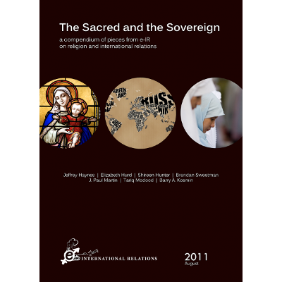 The Sacred and the Sovereign icon
