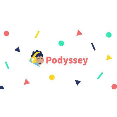 Podyssey Podcasts - Discover, discuss & track your favorite podcasts & episodes icon