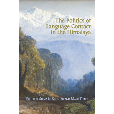 The Politics of Language Contact in the Himalaya icon