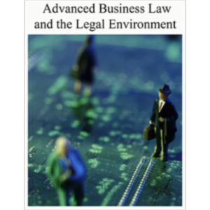 Advanced Business Law and the Legal Environment icon