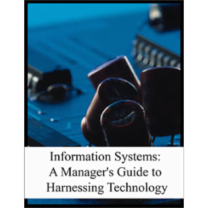 Information Systems: A Manager's Guide to Harnessing Technology icon