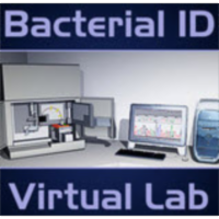 Virtual Bacterial ID Lab App for iPad icon