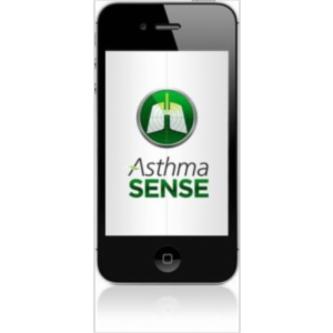 AsthmaSense App for iOS icon