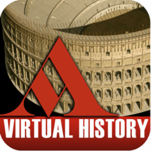 Virtual History ROM App for iOS icon