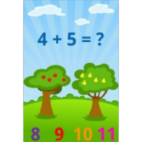 Kids Numbers and Math Lite App for Android icon