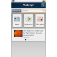 Medscape App for Android icon